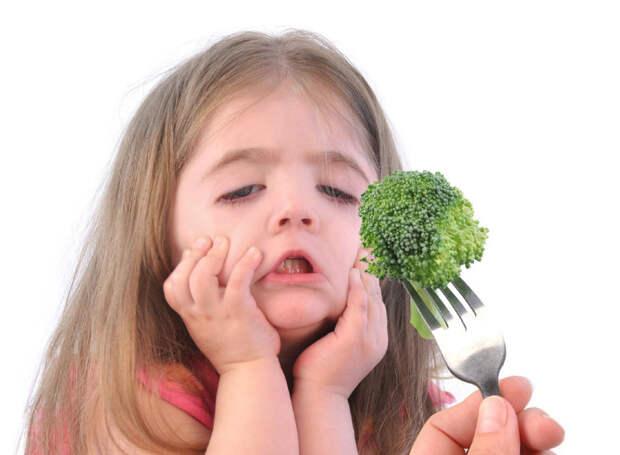 40 смешных и нелепых причин, почему дети отказываются есть