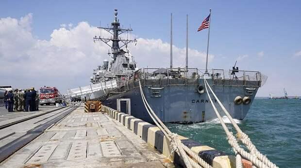 Сатановский: Украину спасут списанные американские корабли. На худой конец, разделают на металлолом