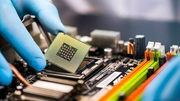 Глобальный дефицит микрочипов бьет уже по производству бытовой техники