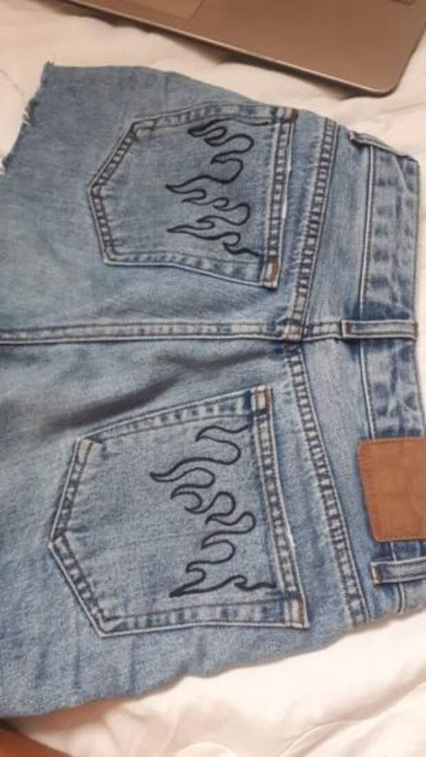 10 хитростей, как просто и красиво преобразить джинсы