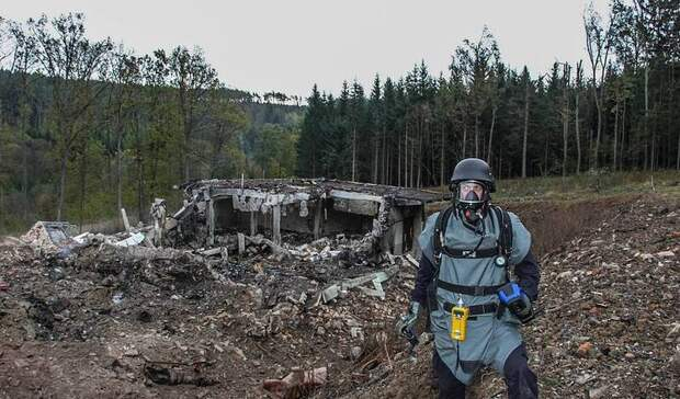 Чехия потребует от России 47 миллионов долларов в компенсацию за взрывы на складах