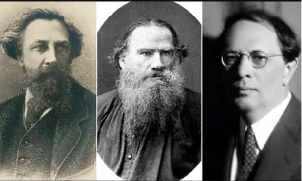 Писатели по фамилии Толстой: сколько их было