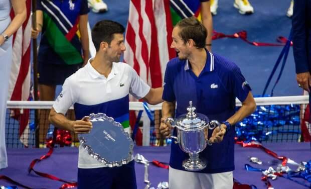 Тренер Медведева объяснил, за счет чего россиянин победил Джоковича в финале US Open