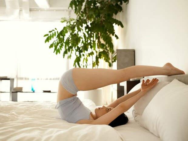 Вред и польза утренних упражнений