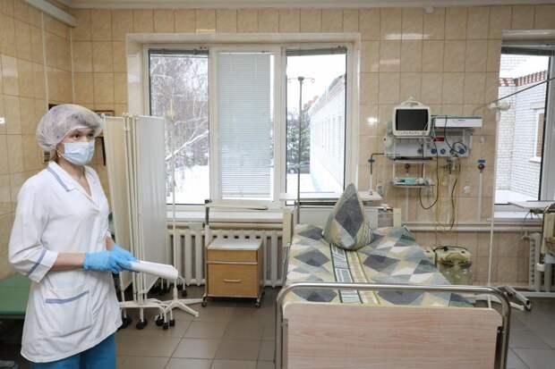 В22 районах Нижегородской области невыявлено новых случаев заражения коронавирусом