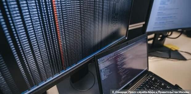 Сергунина: Москва представила спецпроект об искусственном интеллекте. Фото: Е. Самарин mos.ru