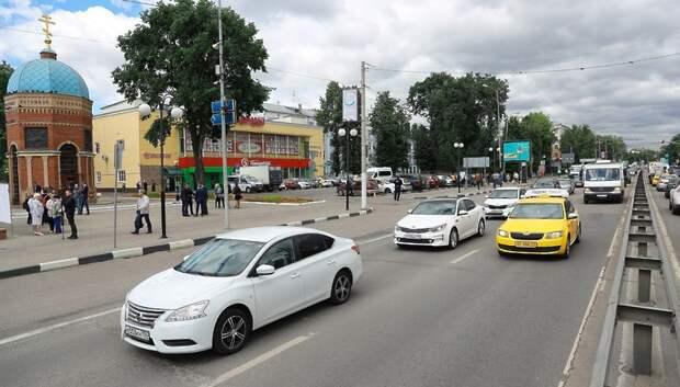 Количество авто на дорогах Подмосковья выросло еще на 12% за два дня