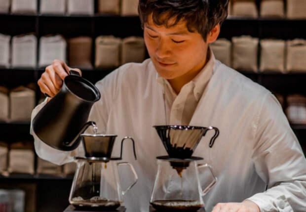 Завариваем кофе по-японски: не перемешиваем и сохраняем весь аромат