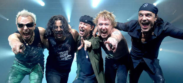 """Scorpions"" - как родилась легенда?"