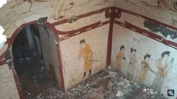 Китайская гробница