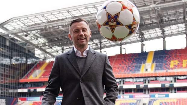 Экс-форвард ЦСКА Жо: «Поверьте, у Олича есть все, чтобы добиться успеха. Надеюсь, у него все получится»