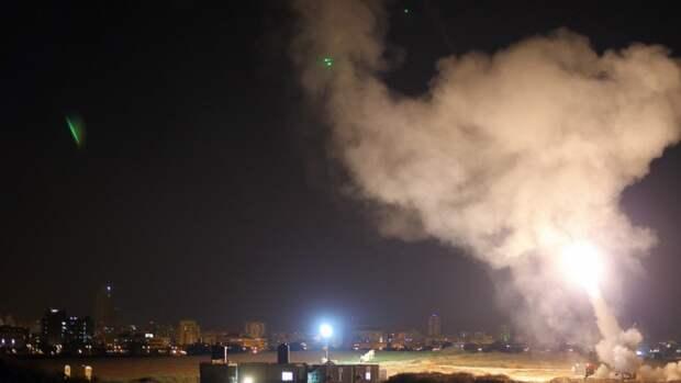 Полковник ПВО объяснил, почему палестинские ракеты не пробивают «Железный купол» Израиля