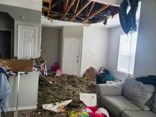 Последствия энергетической катастрофы в Техасе