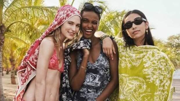 Смотрите онлайн на WFC.tv: прямая трансляция показа новой круизной коллекции Dior