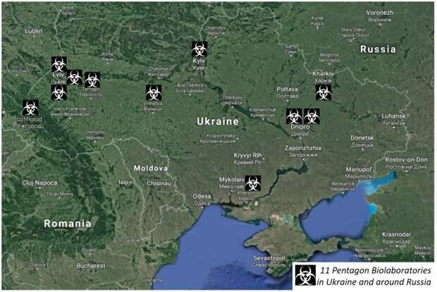 Киев по приказу Вашингтона принял участие в проекте, опасном для всего человечества