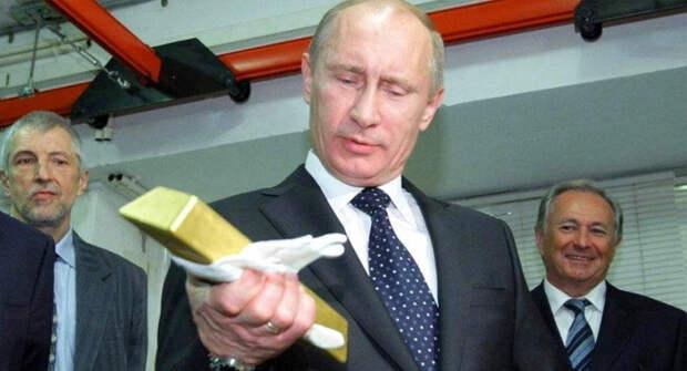 Признак суверенитета: как по золотому запасу определить независимость страны