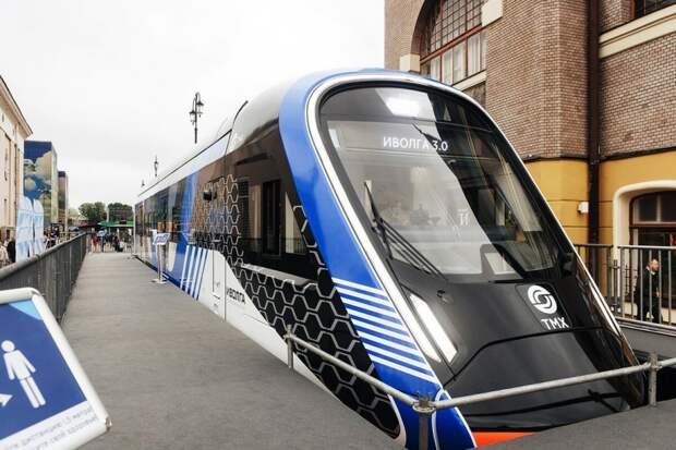 В России создан 100% отечественный пассажирский поезд «Иволга 3.0»