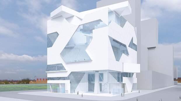 Каким будет филиал «Эрмитажа» в Москве (ФОТО)