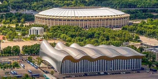 Собянин отметил успешное выступление олимпийцев-москвичей на играх в Токио. Фото: М. Денисов mos.ru