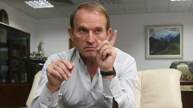Зеленский взял Медведчука в заложники назло России