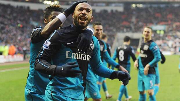 Как Анри забил последний гол за «Арсенал». Французу блестяще ассистировал Аршавин: видео