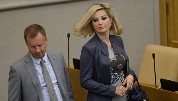 Максакова решила добиваться заочного суда над экс-депутатом Вороненковым