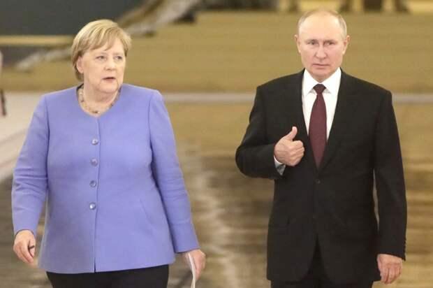 Хотите - платите, ответственность за украинский транзит Путин переложил на Европу