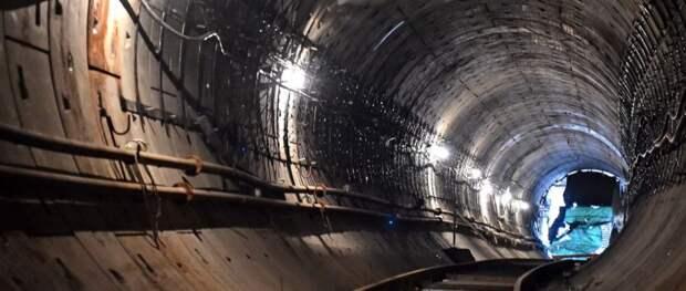 Подземные тоннели от «Лианозово» до «Физтеха» продвинулись за МКАД