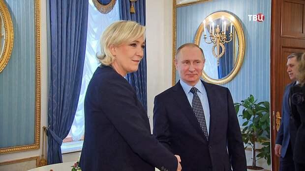 Путин сделал свой выбор