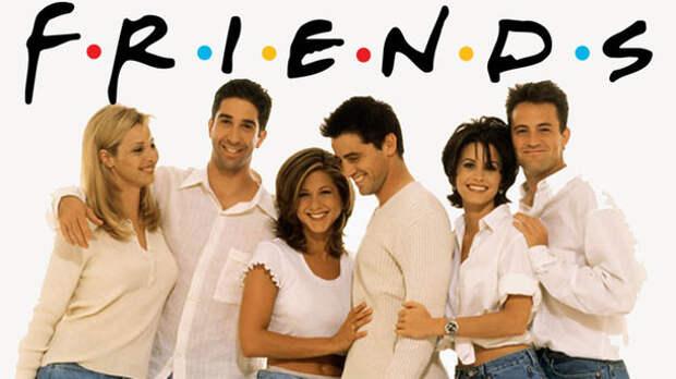 актеры из сериала друзья