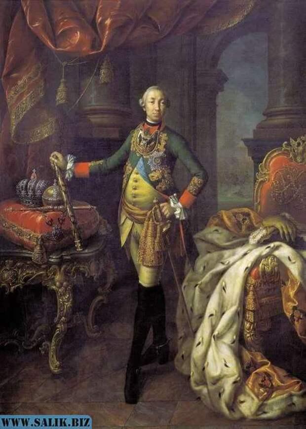 Как Гольштейн-Готторпы переписали историю России