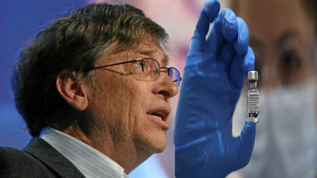 Билл Гейтс и генеральный директор Pfizer не будут вакцинироваться от коронавируса