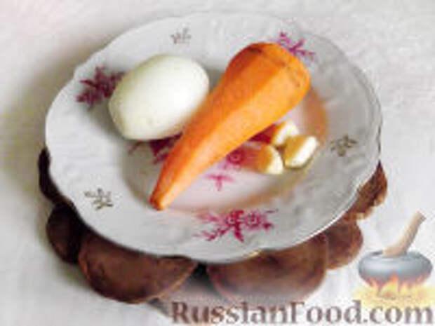 Фото приготовления рецепта: Кулеш - шаг №4