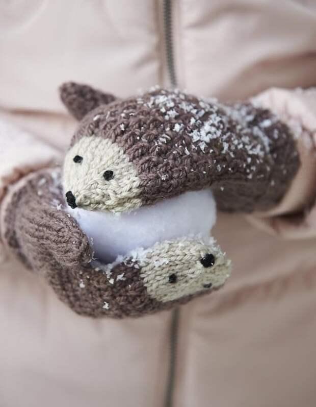 ПВажежки-ежики вязание, новый год, подарки