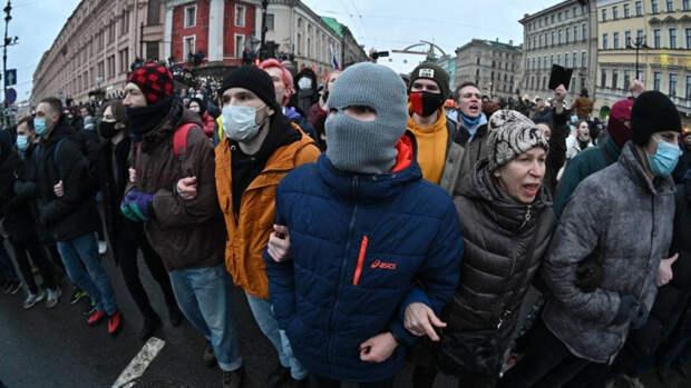 Чем закончились для ФБК незаконные акции в России 23 января