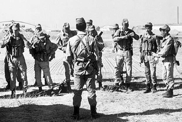 «Каскад» против «Черных аистов»: как советский спецназ разгромил элитный отряд душманов