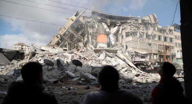 В Газе давят на жалость: анклав подсчитывает ущерб от израильских атак