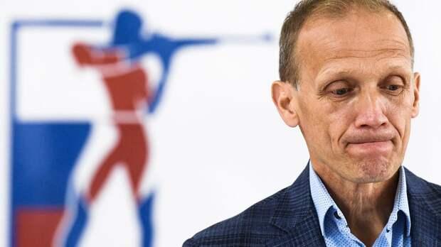 Драчев — о лишении Белоруссии этапа КМ по биатлону: «В IBU нас уже воспринимают как людей второго сорта»