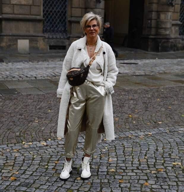 8 стильных образов европейских модниц, на которые не решатся русские женщины