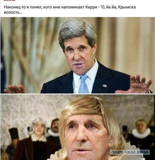 Что общего у меня с президентом США? У нас обоих нет твиттер аккаунта