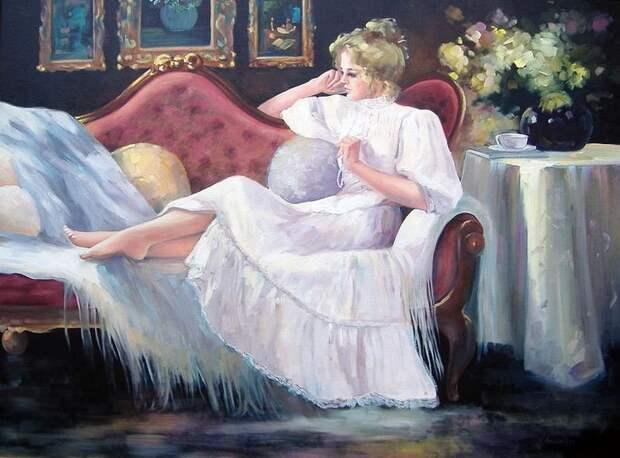 Художник Jacqueline Brochu.
