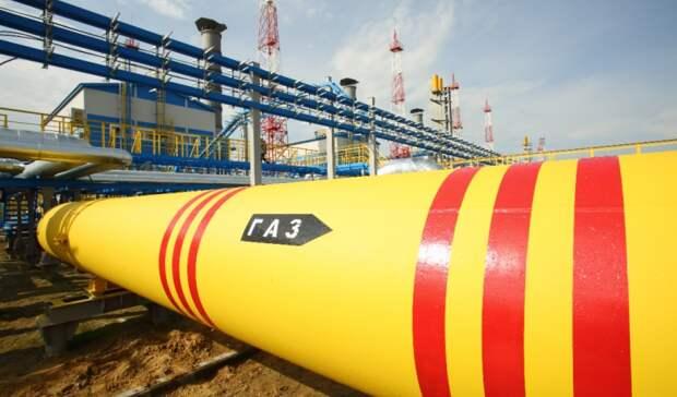 Более чем вдва раз возросла добыча природного газа вЯкутии в2020 году