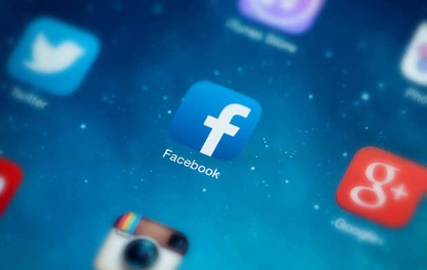 """Facebook начал блокировать """"хохлому"""""""