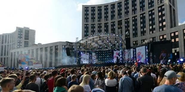 Число гостей фестиваля «PROлето» на Сахарова превысило 40 тыс человек. Фото: mos.ru