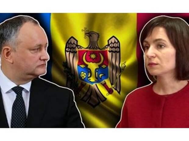 Президент Молдавии: Санду агрессор, она не считает 9 мая Днём Победы
