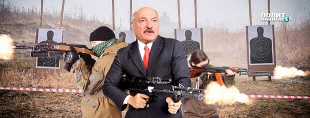 От мала до велика: Лукашенко приказал вооружить население