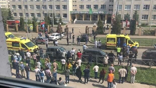 Стрелку из Казани предъявлено обвинение по делу о стрельбе в гимназии