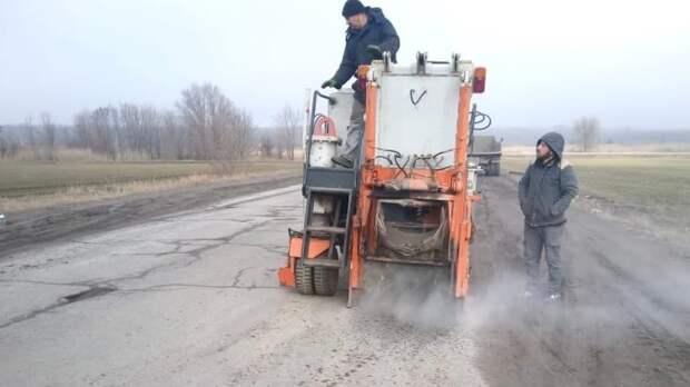 Наремонт дорог вТаганроге выделили больше 100млн рублей