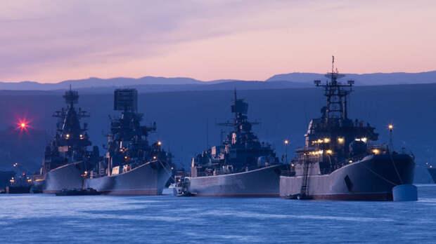 Гордость РФ получает новое развитие: почему Черноморский флот стал комом в горле Запада