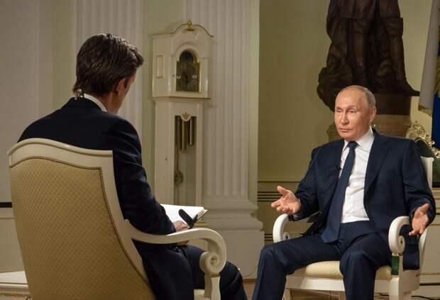 Укрепление России – главная задача Путина